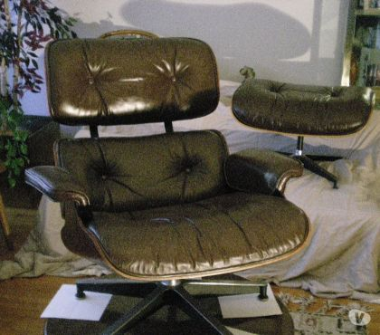 Photos Vivastreet Herman Miller Eames lounge chair and ottoman