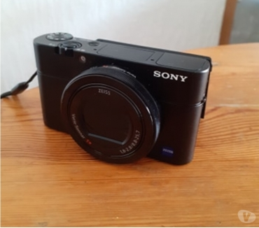 Photos Vivastreet Appareil Photo Compact Sony RX100M3 sous garantie