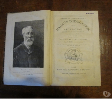 Photos Vivastreet Livre ancien Semaine des Enfants 1886