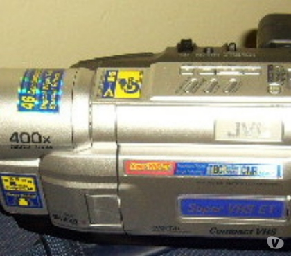 Photos Vivastreet camescope S-VHS-C JVC GR-SXM27E à reparer
