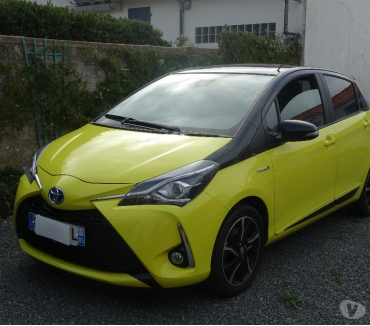 Photos Vivastreet Toyota Yaris Hybride collection 22 000 kms