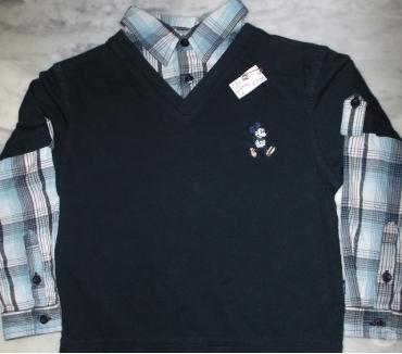 Photos Vivastreet polo et chemise Disney 6A