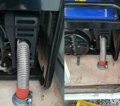 Photos Vivastreet Flexible inox échappement groupe électrogène utilitaire