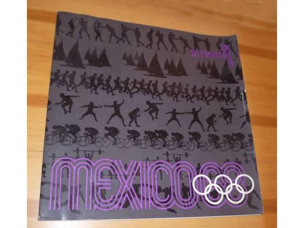 Livres occasion Indre-et-Loire Tours - Photos Vivastreet JO Mexico 1968 : Bulletin officiel n° 9, en français