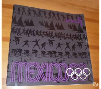 Photos Vivastreet JO Mexico 1968 : Bulletin officiel n° 9, en français