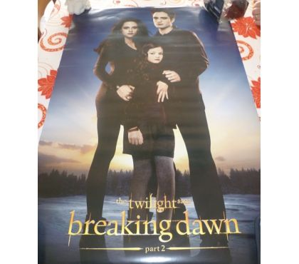 Photos Vivastreet Poster twilight ciné film TV cullen edward bella vampire lou