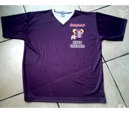 Photos Vivastreet COLLECTOR ! Tee shirt BABYBEL personnalisé _ XL