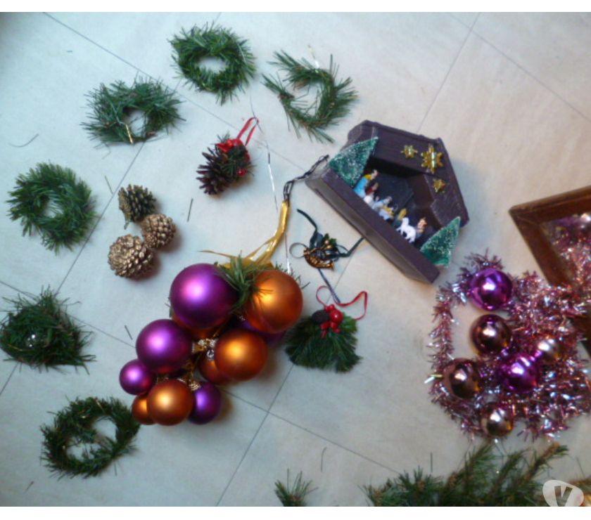 Photos Vivastreet lot 5 et 6 - décorations de NOEL - zoe