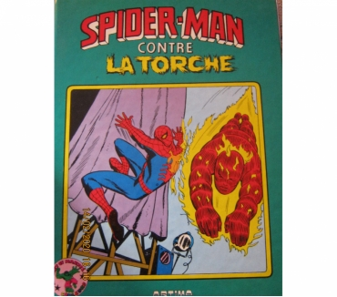 Photos Vivastreet SPIDER-MAN Contre la TORCHE de 1979