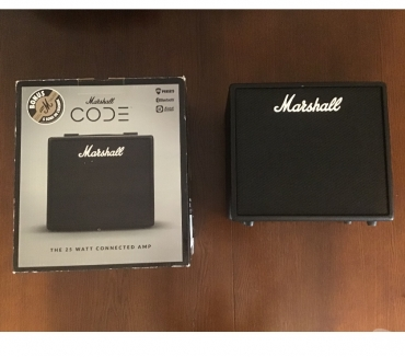 Photos Vivastreet Ampli guitare Marshall Code 25