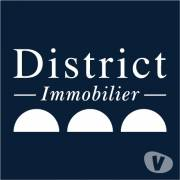 District Immo Ile Saint Louis