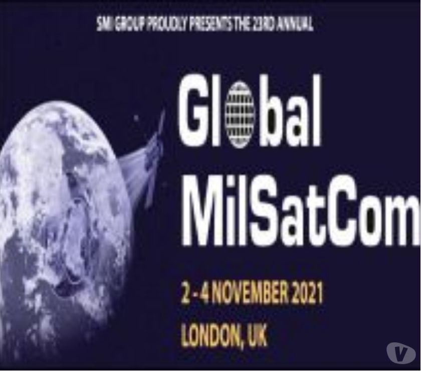 Exhibitions Central London St James's Park - SW1 - Photos for SMi's 23rd Annual Global MilSatCom Conference and Exhibition