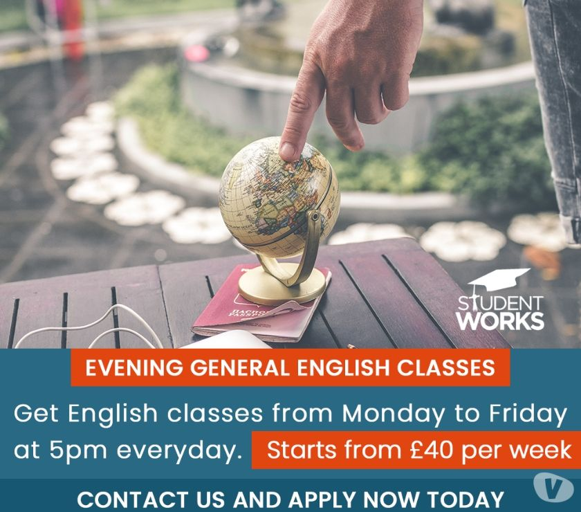 Language courses Dorset Bournemouth - Photos for Evening General English Classes