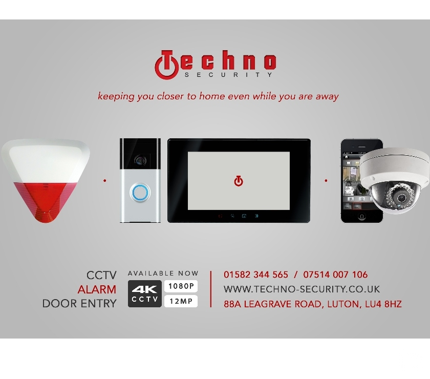 Other Services Bedfordshire Luton - Photos for Techno Security - CCTVALARM