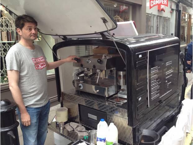 Photos for Mobile Coffee Van - London - The Mobile Coffee Bean