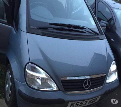 Photos for Mercedes A 140 Auto 1.4 2004 Top condition 67783mls RHD