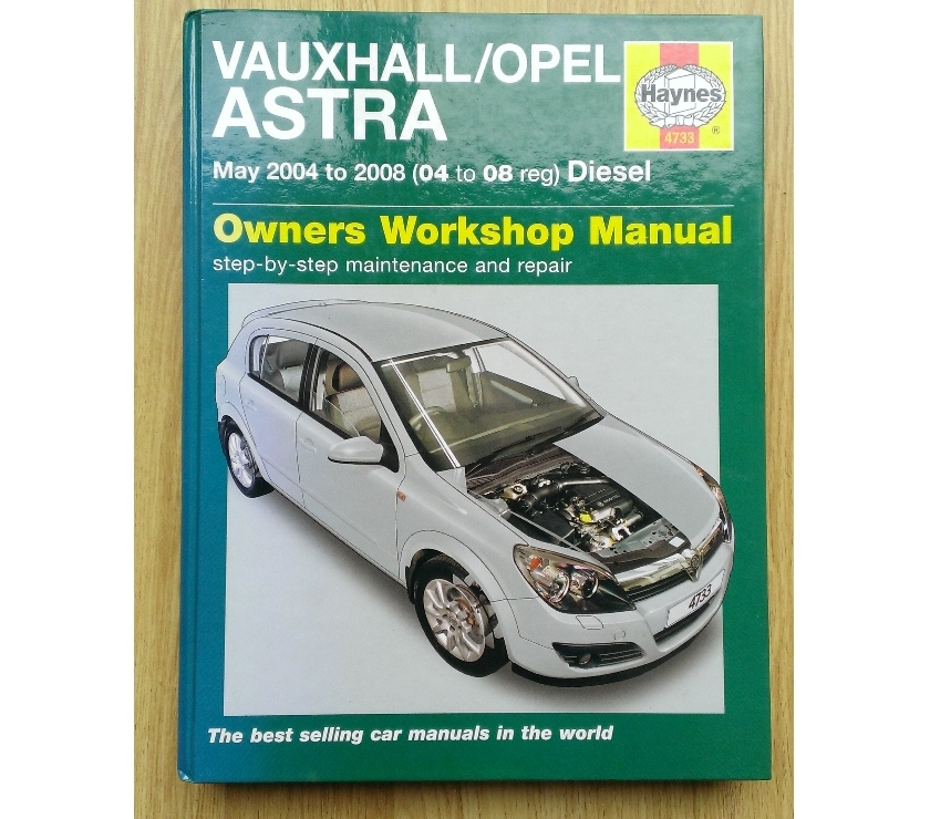 Photos for HAYNES MANUAL - VAUXHALL ASTRA