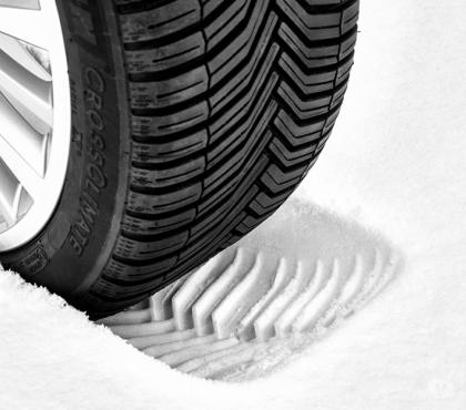 Photos for Michelin Cross Climate tyres