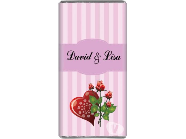 Photos for Personalised chocolate bars for any event