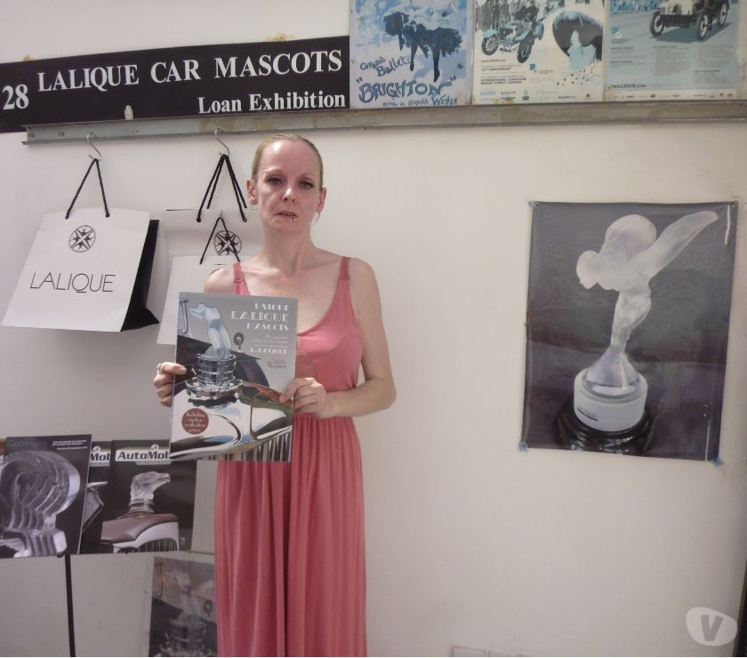 souvenirs East Sussex Brighton - Photos for NEW LALIQUE CAR MASCOT BOOK Vol. 3 is out NOW!