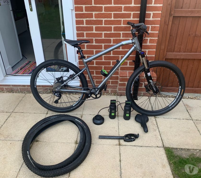 Leisure Essex Colchester - Photos for Gtech Escent electric mountain bike