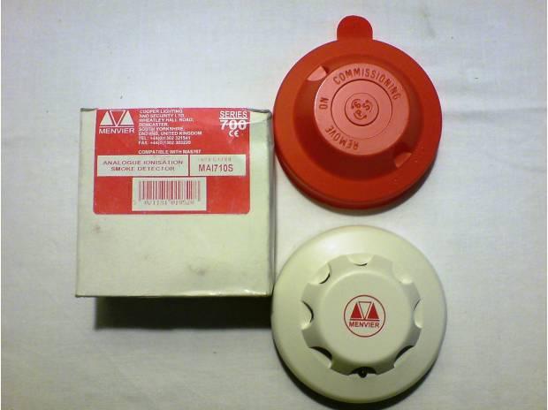 Photos for MAI710S Ionisation Smoke Detector MAI 710S - Menvier DF4000