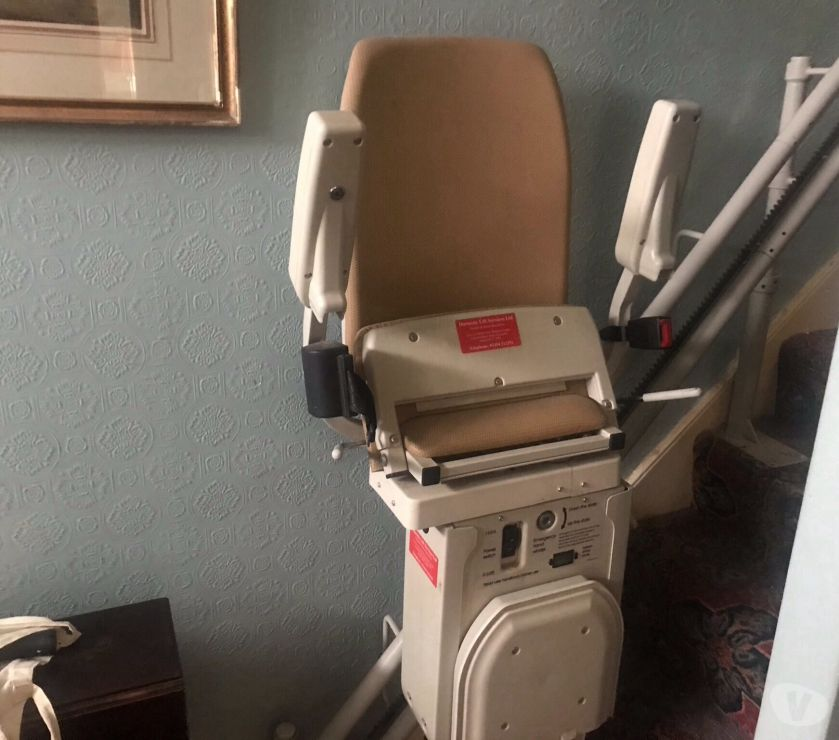 Health & Beauty Products South West London Fulham - SW6 - Photos for Curved stairlift on offer in Fulham