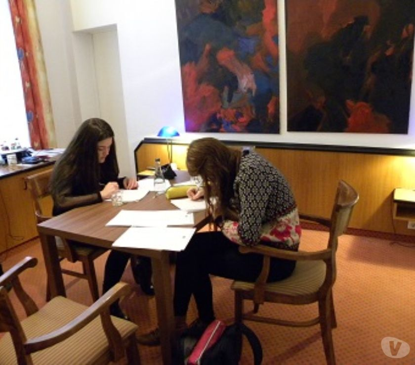 private classes Central London Russell Square - WC1 - Photos for PRE- and MID-IB COURSES Amsterdam August 2 – 6
