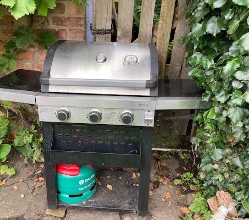 Garden, Outdoor & DIY Cheshire Macclesfield - Photos for John Lewis BBQ for sale