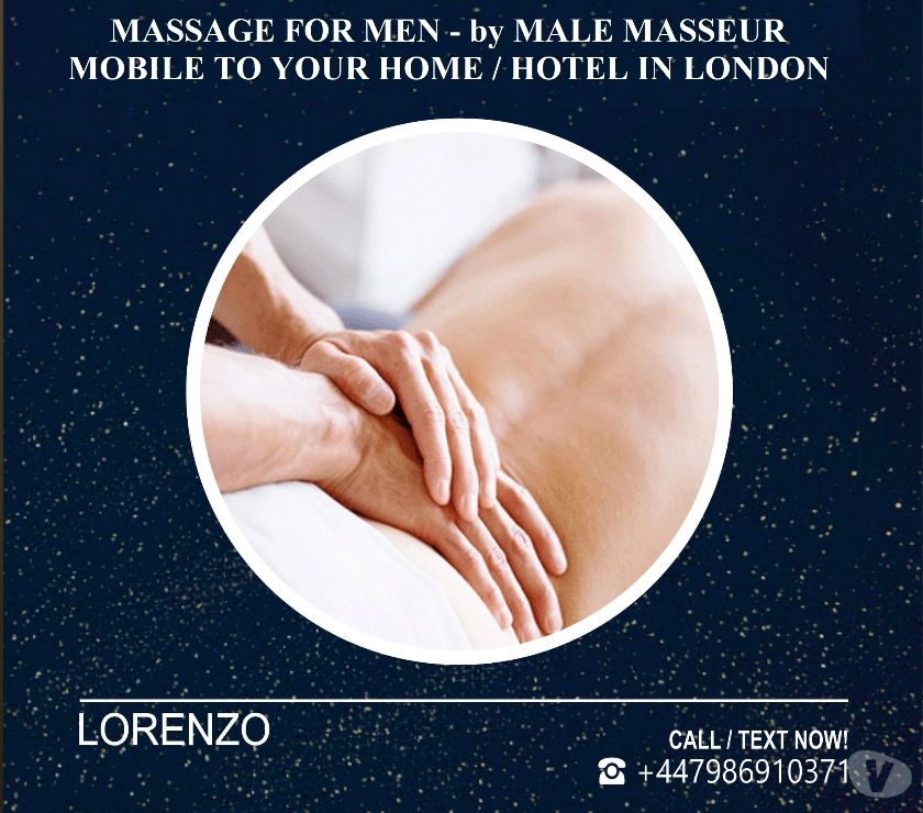 Full body massage West London Hammersmith - W6 - Photos for ★ SUPERB MASSAGE FOR MEN–BY MALE MASSEUR - AT U`R HOMEHOTEL