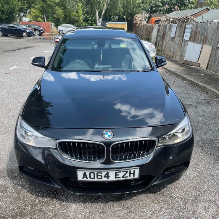 used cars for sale Surrey Guildford - Photos for 3 series GT 2015 2.0 diesel
