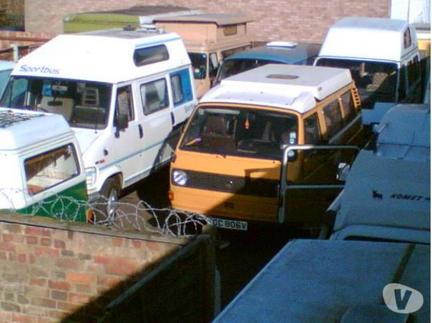 secondhand caravans North London West Green - N15 - Photos for LONDON, CAMPERVANS MOTORHOMES BOUGHT SOLD WANTED AVAILABLE