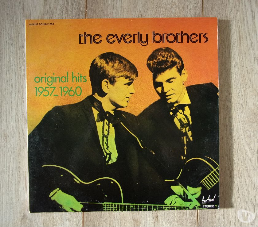 Photos for Everly Brothers Double album