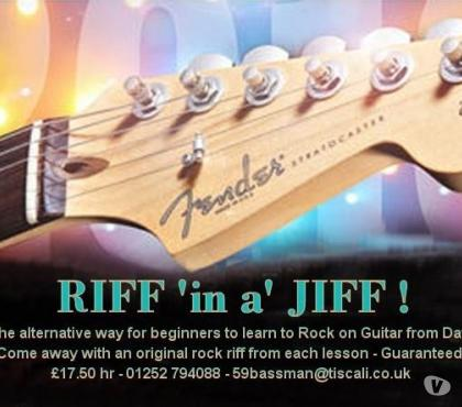 Photos for Guitar Teacher in Farnham Via SKYPE