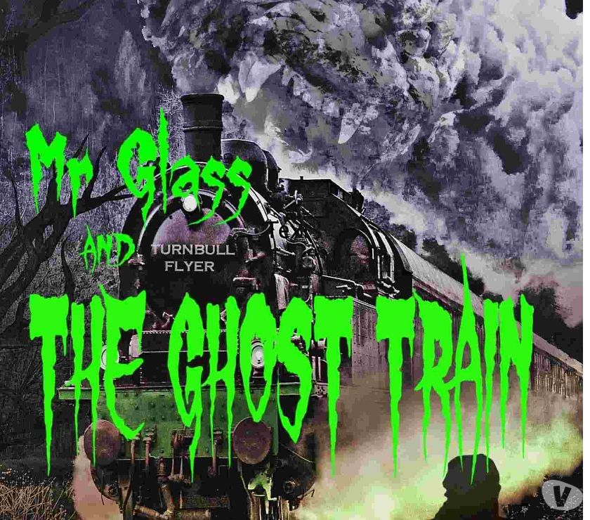 Photos for Mr Glass And The Ghost Train Available From Amazon Books