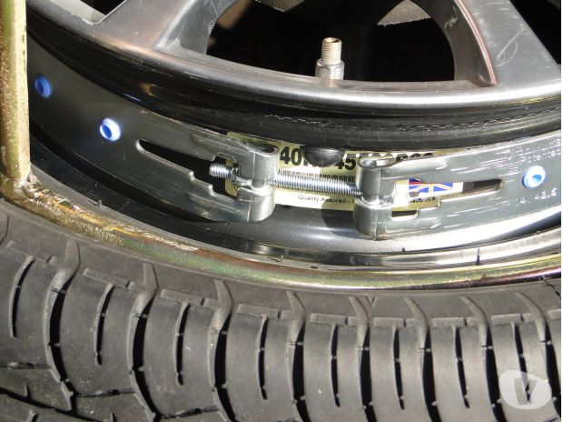 campervan accessories West Sussex Chichester - Photos for Tyron Safety Bands for Caravans and Motorhomes