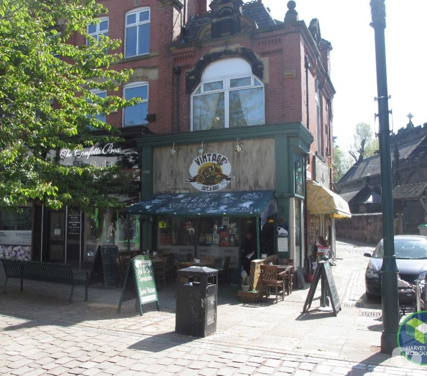 Shops/Businesses for sale - let Manchester County Manchester - Photos for INVESTMENT PROPERTY: ECCLES: REF: V8925