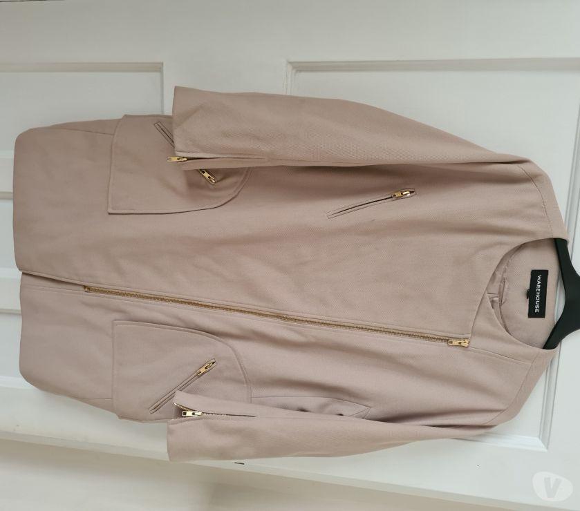 hand made dresses Surrey Croydon - Photos for Beige Warehouse Coat