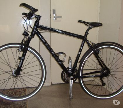 Photos for STEVENS X8C PRO CROSS (HYDROLIC RIM BRAKES)HYBRID ROAD BIKE