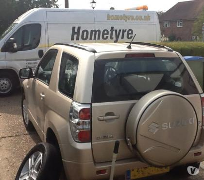 Photos for Tyres on your driveway, mobile fitting service