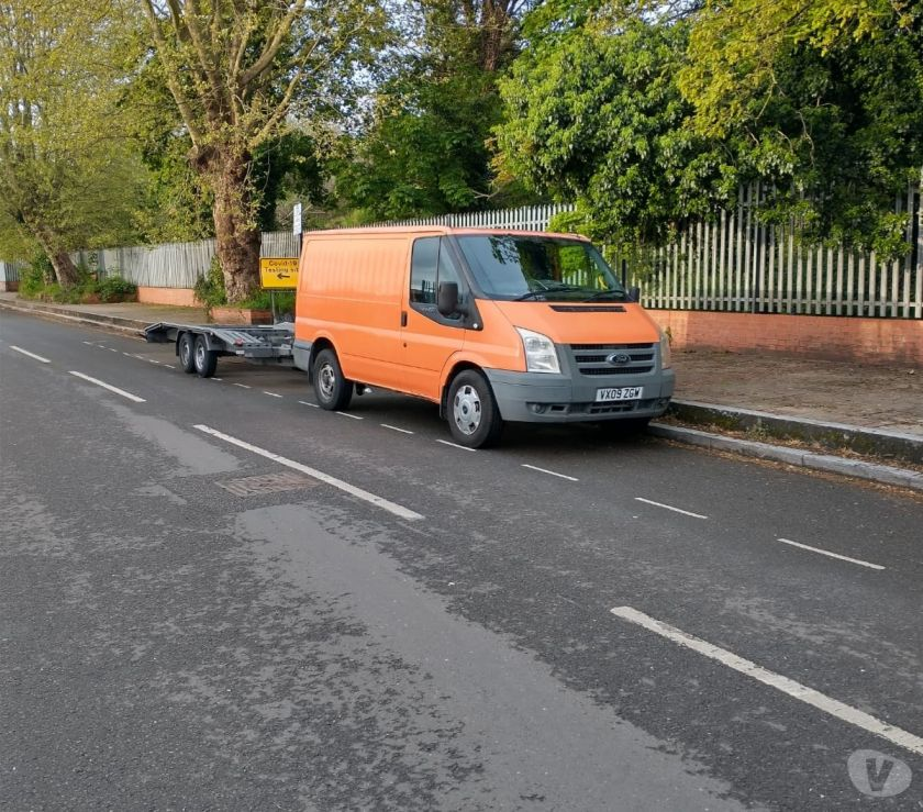 sports clubs North London Wood Green - N22 - Photos for Car trailer transporter