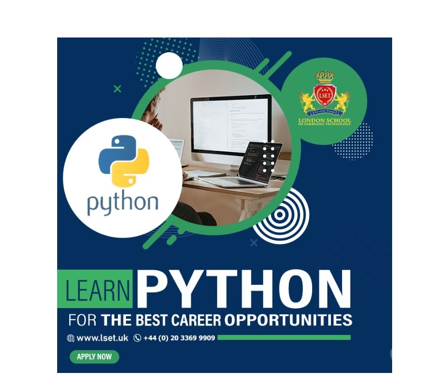 Web design and Computer courses Central London London Wall - EC2 - Photos for Learn Python at LSET for Key to Diverse Career