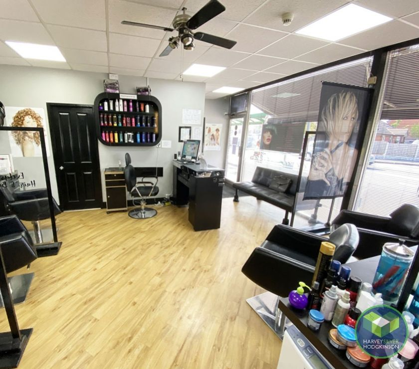Shops/Businesses for sale - let Cheshire Chester - Photos for HAIR & BEAUTY SALON: BROUGHTON, CHESTER: REF: V9454