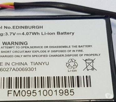 Photos for Battery for TomTom Sat Navs - Go and One series