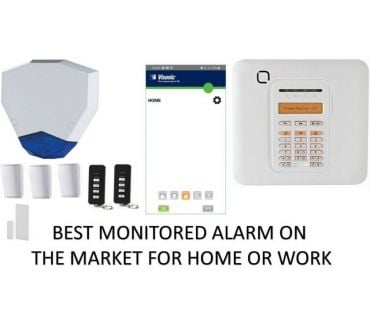 Photos for BURGLAR ALARM SYSTEM WITH AUTO DIALLER ADT HONEYWELL VISONIC