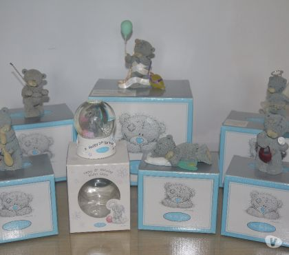 Photos for Tatty Teddy bear figurines gift boxed