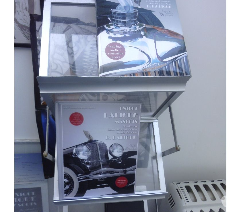 Photos for THE NEW LALIQUE BOOK IS HERE!