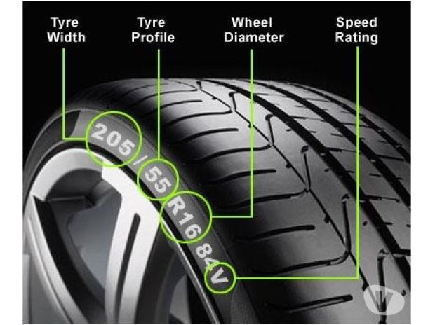 campervan accessories West Sussex Chichester - Photos for Volvo tyres fitted by a mobile tyre service