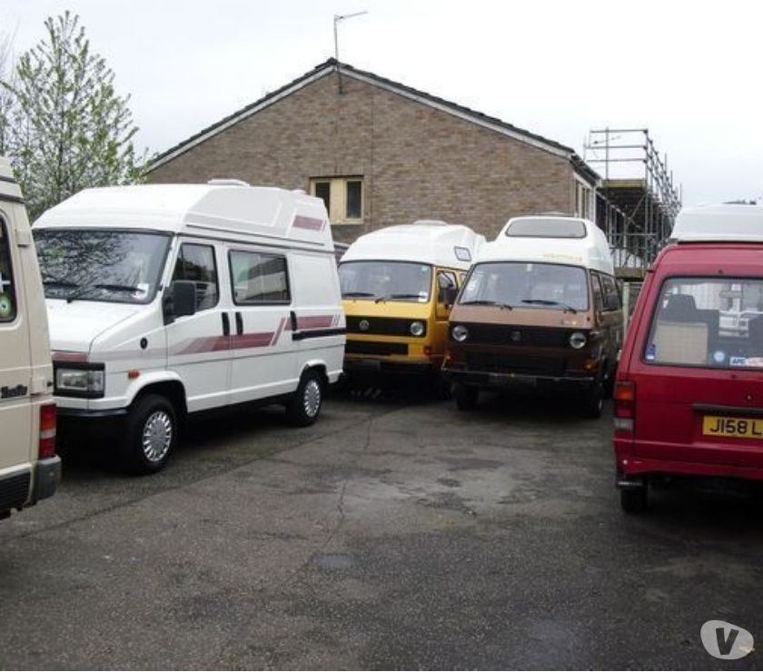 Photos for CAMPERVANS MOTORHOMES BUDGET PRICES BOUGHT SOLD LONDON £££