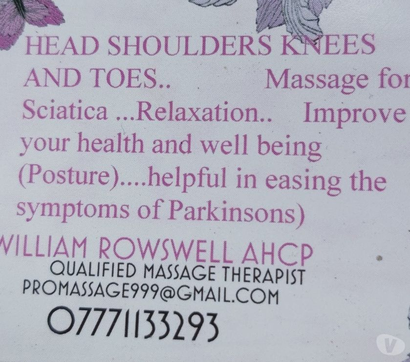 Full body massage Somerset Taunton - Photos for Male therapist offering a professional full body massage